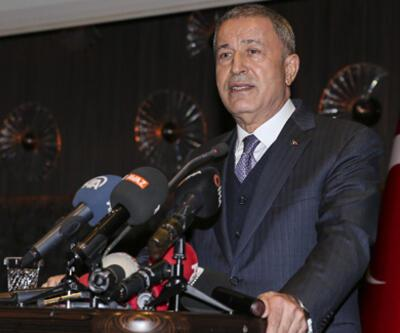 Bakan Akar: Terör devleti oluşturulması meselesi bitti