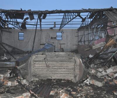 Sakarya'da fabrikada patlama