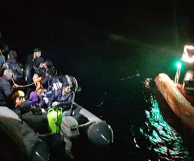 Aydın'da 34 düzensiz göçmen yakalandı