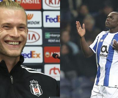 Beşiktaş'tan Karius ve Aboubakar açıklaması