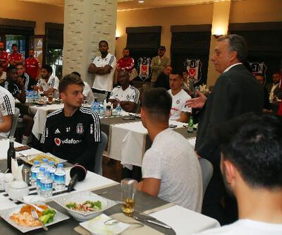 Beşiktaş'ta yönetim Konya'ya çıkarma yapacak