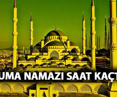 İstanbul Cuma namazı saati 6 Mart: Cuma saatleri CNN TÜRK'te