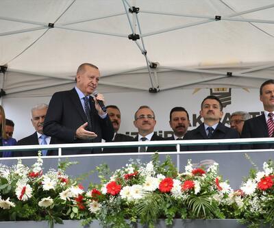 """""""Beştepe'ye giden CHP'li"""" iddiasıyla ilgili Cumhurbaşkanı Erdoğan'dan açıklama"""