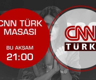 Siyasetteki sıcak tartışmaların şifreleri CNN TÜRK Masası'nda çözülüyor