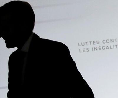 Macron itiraf etti: Hata yaptım