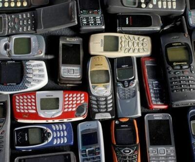 Unutulması zor cep telefonları!