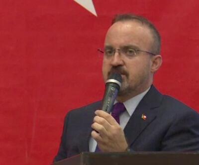 Bülent Turan: Erdoğan'ın dünya gündemi var ne CHP'si