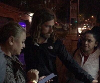 Dünya turuna çıkan bisikletli turist Edirne'de yaralandı