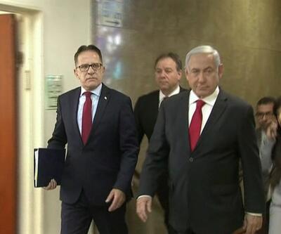 İsrail Başbakanı zor durumda