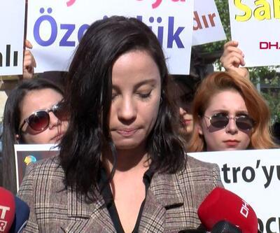 Tiyatroculardan 'yönetmelik değişikliği' protestosu