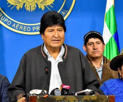 Bolivya'da Evo Morales, yeni devlet başkanlığı seçimlerinde aday olamayacak