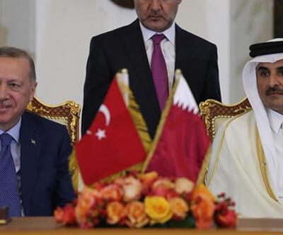 Türkiye ve Katar'dan ortak bildiri