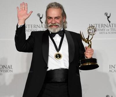 Haluk Bilginer, Emmy'de en iyi erkek oyuncu seçildi