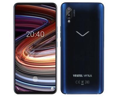 Vestel yeni akıllı telefonu Vestel Venus Z40 ile karşımıza çıktı