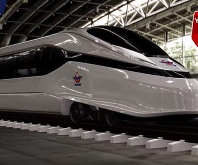 Son dakika: Milli Yüksek Hızlı Tren'in raylara çıkacağı tarih belli oldu
