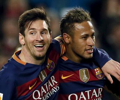 Messi'den Neymar'a: Ben ayrılacağım ve yerimi alacaksın