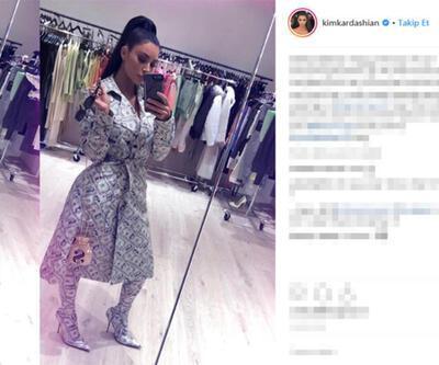 Kardashian'dan itiraf: Eve gidene kadar ağladım!