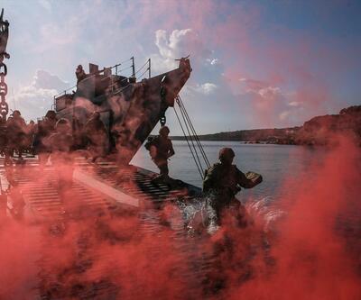 Karada ve suda düşmanın korkulu rüyası: Amfibi piyadeler