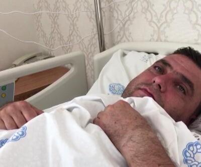 Arnavutluk'taki depremde yaralanmıştı! Bakanlık devreye girdi İzmir'de ameliyata alındı...