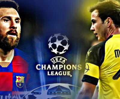 Barcelona Dortmund maçı ne zaman, saat kaçta, hangi kanalda izlenecek?