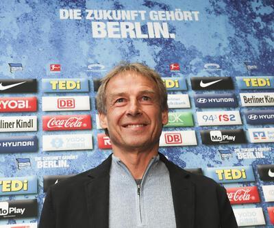 Jürgen Klinsmann Almanya'ya geri döndü