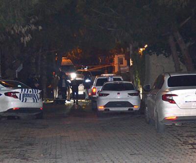 Polisle çatıştılar! Bartholomeos'un evine giren hırsızlar yakalandı