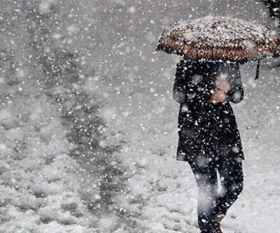 Meteoroloji'den kırmızı alarm! 5 Aralık hava durumu raporu