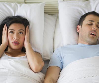 Uyku apnesi evlilikleri etkiliyor