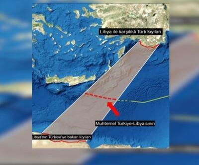 Sondaj geriliminde Libya hamlesi