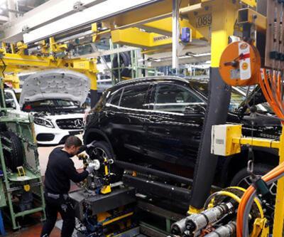 Alman Daimler, en az 10 bin işçi çıkaracak