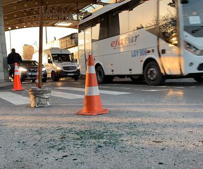 Sabiha Gökçen Havalimanı'nda korsan taksi ortalığı birbirine kattı