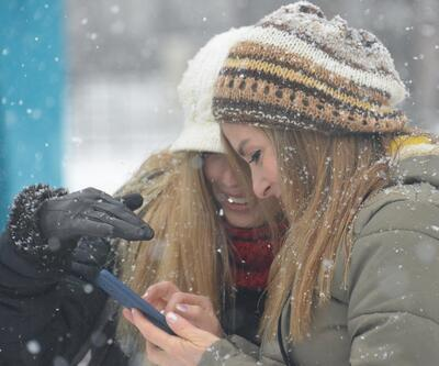 Palandöken kar sezonu için gün sayıyor
