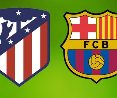 Atletico Madrid Barcelona maçı ne zaman, saat kaçta, hangi kanalda izlenecek?