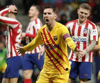 Messi varsa sorun yok: 1-0
