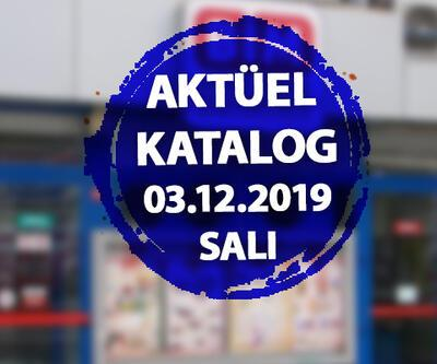 BİM aktüel katalog 3 Aralık 2019 Salı indirimli ürünler listesi belli oldu