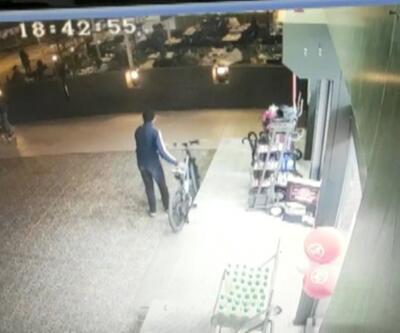 Kadıköy'de bisiklet hırsızlığı
