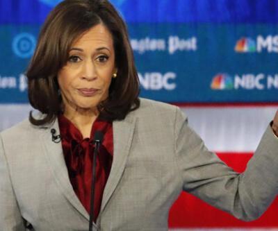 ABD'de Demokrat başkan aday adaylarından Harris yarışı bıraktı