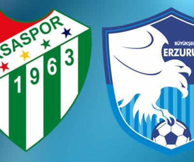 Erzurumspor Bursaspor Türkiye Kupası maçı ne zaman, saat kaçta, hangi kanalda?