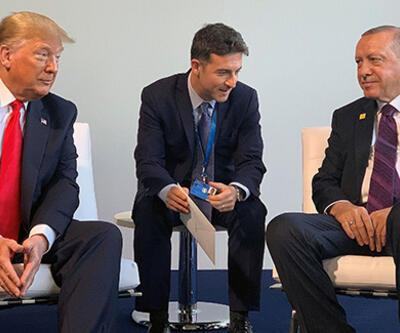 Son dakika... Trump: Türkiye oldukça iyi bir iş çıkarıyor