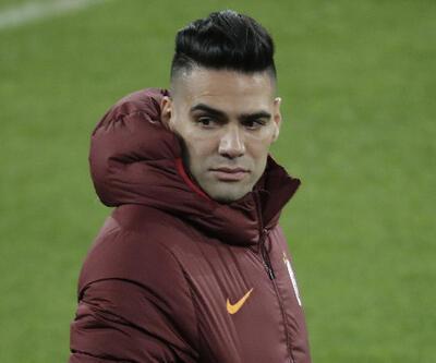 Falcao Galatasaray'dan ayrılma kararı aldı