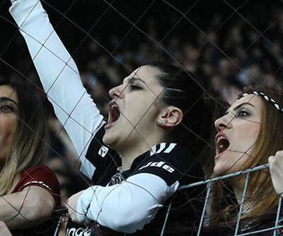 Beşiktaş maçı kadın taraftarlara ücretsiz