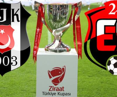 Beşiktaş 24 Erzincanspor maçı saat kaçta? BJK kupa maçı saat kaçta, hangi kanalda?