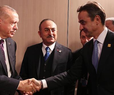 YunanistanBaşbakanı Miçotakis'ten Türkiye açıklaması