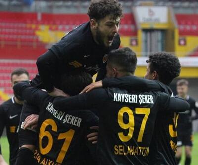 Kayserispor 3-2 Manisaspor FK MAÇ ÖZETİ