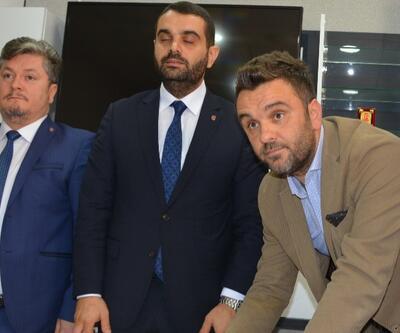 Balıkesirspor'un yeni teknik direktörü açıklandı