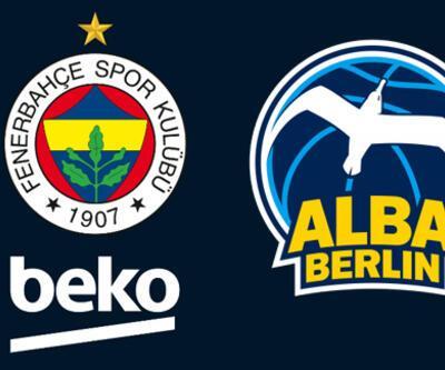 Fenerbahçe Beko - Alba Berlin basketbol maçı ne zaman, saat kaçta, hangi kanalda?