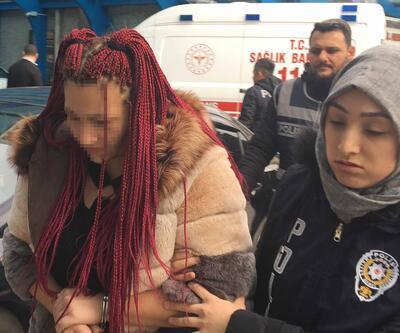 Konya'da fuhuş operasyonu: Kadınların günlük kazançlarını not almışlar