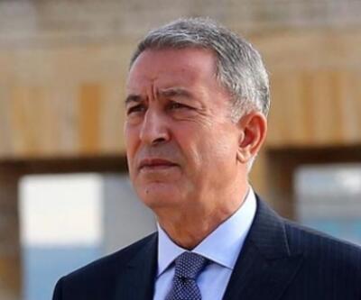 Bakan Akar'dan NATO açıklaması