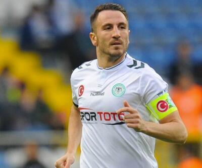 Ali Çamdalı Konyaspor'dan ayrıldı