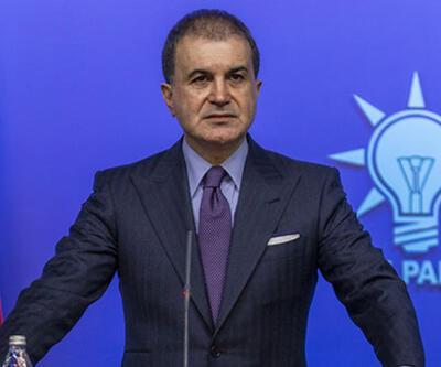Ömer Çelik'ten Güngören Belediyesi'ndeki skandal olayla ilgili açıklama